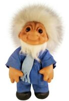 THOMAS DAM DOLL 1977 14 INCH TALL MADE IN DENMARK VINTAGE COLLECTOR TROLL