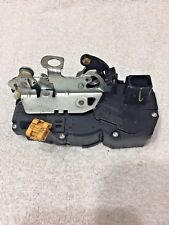 08 to 14 Cadillac CTS Door Lock Actuator LEFT REAR DRIVER - LIFETIME WARRANTY