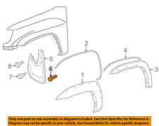 TOYOTA OEM 03-09 4Runner Fender-Mud Guard Clip 9046707188