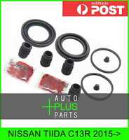 Fits NISSAN TIIDA C13R Brake Caliper Cylinder Piston Seal Repair Kit