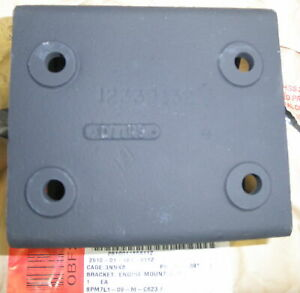 2510-01-185-6112 AM General 12339132 Left Motor Mount Bracket U.S. Army 12480...