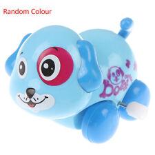 New listing Funny Kids Baby Toys Cartoon Animal Dog Wind Up Toys Clockwork Educational T Fj