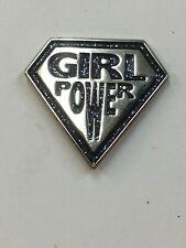 Spice Girls Spice world 2019 VIP girl power badge official tour merchandise