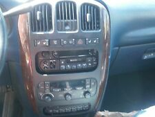 2001 2002 2003 Chrysler Town & Country 6 CD CHANGER CONTROL  oem