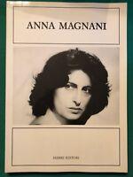 Patrizia Pistagnesi - Anna Magnani - 1989, Fabbri Editori