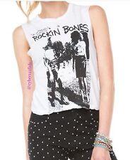 Brandy Melville The Wonderful World of Rockin' Bones BNWOT #487
