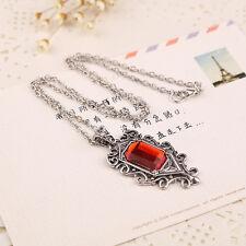 The Mortal Instruments City of Bones Necklace Vintage Isabelle Lightwood Pendant