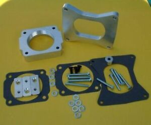 """FORD MUSTANG GT """"HELIX"""" THROTTLE BODY & INTAKE SPACERS  1996-2003"""