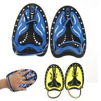 Swim Gear Training Webbed Hand Gloves Paddles Swimming Supplies for children