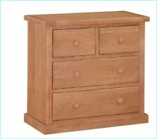 Rutland Pine 2 Over 2 Chest of Drawers (RTL-05)