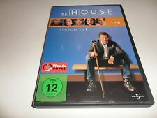 DVD  Dr. House - Season 1.1, Episoden 01-08