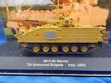ALTAYA - MILITARIAT - CHAR / Tank - MCV-80 WARRIOR - 2003 - TOP !