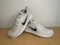 NIKE Free RN Flyknit Fitness Running Trainers Size UK 9 EUR 44
