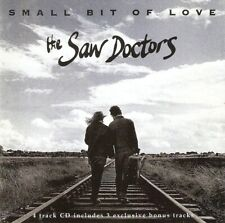 The Saw Doctors - Small Bit Of Love (4 Track CD EP 1994) Irish Release