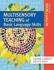 Multisensory Teaching of Basic Language Skills Activity Book, Revised Edition, C