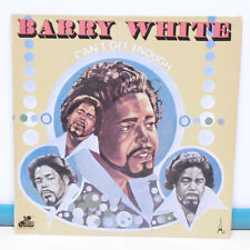 """33T Barry WHITE Vinyl LP 12"""" CAN'T GET ENOUGH - MELLOW MOOD - STEC 175"""