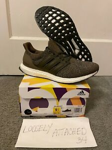 UltraBOOST 3.0 - Trace Olive, USED (9/10), S82018, Size 9.5