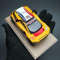 New 1/43 Spark Peugeot 2008 DKR PH Sport 2019 Dakar Rally Pierre Lachaume S5628
