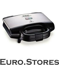 Tefal SM 1552 Sandwich Maker Ultra Compact Stainless Steel New