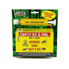 Sawyer The Extractor Pump Kit for Snake Bite Venom (poison), Wasp & Bee Sting