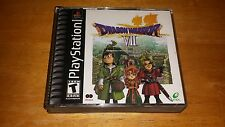 Dragon Warrior VII, COMPLETE IN BOX (Sony PlayStation 1, 2001)