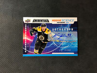 2019-20 UPPER DECK CREDENTIALS KARSON KUHLMAN ROOKIE SCIENCE AUTO #RS-21
