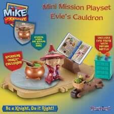 Mike THE KNIGHT missione Playset-Mini Evie'S Filatura Cauldron Inc Evie Figura
