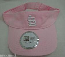 St. Louis Cardinals rosa nuova epoca taglia unica donna visiera cappello