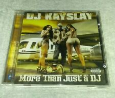 More Than Just a DJ [PA]  by DJ Kayslay (CD, Feb-2010)