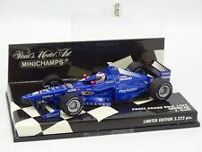 Minichamps 1/43 - F1 Prost Peugeot Grand Prix 1999 Showcar Trulli