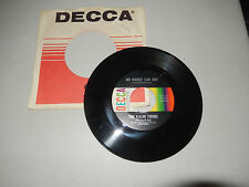 KALIN TWINs zing went the strings of my heart/no money can buy DECCA sleeve   45