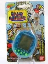 CRAZY CLIMBER LCD pocket Mame game Bandai Nihon JAPAN 1996 /1997 boxed rare