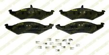 Monroe DX421 FRONT Dynamics SEMI-METALLIC Brake Pads FREE SHIPPING
