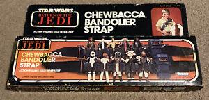 Vintage Star Wars 'Chewbacca Bandolier Strap  1983