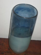 LARGE STUDIO GLASS VASE BY CHRISTOPHER WILLIAMS
