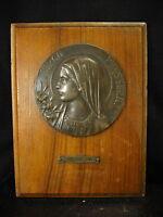 Medal Mantis Virgo Purissima Blank Marie Virgin Maria Rligious Medal 勋章