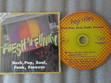 CD-FRESH'N FUNKY-ROCK,POP,SOUL,FUNK,FOREVER-DO IT LIKE-(CD SINGLE)1996-2TRACK