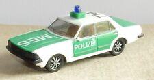 b MICRO HERPA HO 1/87 FORD GRANADA GHIA 2.8 I POLIZEI POLICE ALLEMANDE