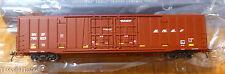 BLMA Models HO #53072 (Rd #780823) BNSF (Powerbar Logo) Bx-166 60'Beer Car