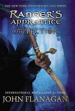 NEW The Ranger's Apprentice Collection (3 Books) by John A. Flanagan