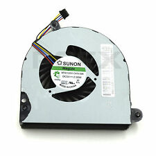 CPU Cooling Fan 4-Wire HP Probook 6570B 8560P 8560W 8570P For HP Eitebook Laptop