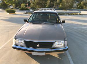 Holden VH SLX Commodore Wagon 6 Cyl AUTO 1981