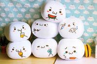 Cute Anime Japanese Emoticon Kaomoji kun  Pillow Cushions Plush Toy Gift 6 Style