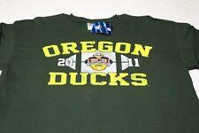 OREGON DUCKS - NCAA/FBS/PAC 12 - 2011 BCS - LARGE SIZE LONG SLEEVE T SHIRT