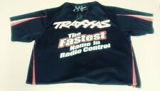 Courtney Force Autographed Signed Traxxas Race Used NHRA Crew Shirt JFR Rare