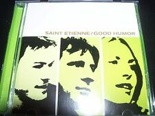 Saint Etienne Good Humor (Australia) CD – Like New