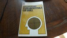 A.T. Welford - Fundamentals of skill