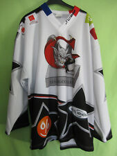 Maillot Hockey Gothiques Amiens Les Gargouilles Picardie Jersey Vintage - XL