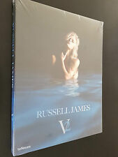 Russell James: v. 2 teNeues Photobook (Hardback, 2010) RARE OOP V2 SUPER MODELS