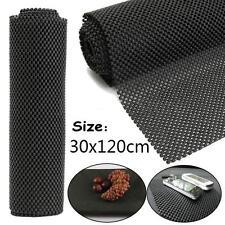 Anti Non Slip Grip Mat 30x120CM Kitchen Drawer Cupboard Underlay Liner Durable